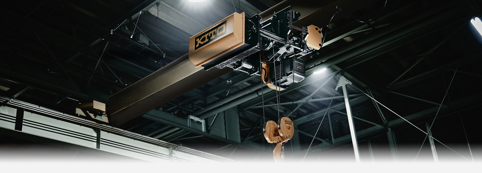 KITO RY Series Wire Rope Hoist